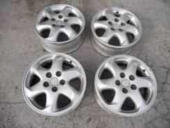 Mazda. 6.0x16, 5x114.30, ET50, ЦО 70,0мм.
