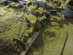 Мост. Isuzu Bighorn, UBS26DW Двигатель 6VE1