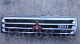 Решетка радиатора. Mitsubishi Pajero iO, H67W, H76W Двигатели: 4G93, 4G94