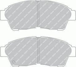 Колодки дисковые п.\ Toyota Celica/RAV4 1.8/2.0i &16V 94>