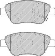 Колодки дисковые п.\ Opel Corsa 1.0-1.4 06>