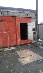 Гаражи капитальные. улица Днепропетровская 57, р-н БАМ, 43кв.м., электричество, подвал. Вид снаружи