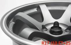 RAYS VOLK RACING TE37. 10.0x17, 5x114.30, ET25, ЦО 73,1мм. Под заказ