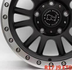 Black Rhino. 9.0x17, 5x150.00, ET0, ЦО 110,1мм. Под заказ
