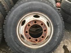 Bridgestone W960. Всесезонные, износ: 80%, 5 шт