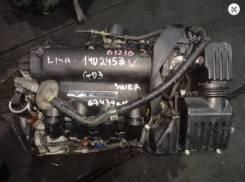 Двигатель в сборе. Honda Fit, GD3 Двигатель L15A
