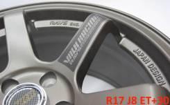 RAYS VOLK RACING TE37. 8.0x17, 5x108.00, ET30, ЦО 73,1мм. Под заказ