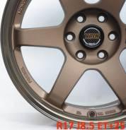 RAYS VOLK RACING TE37. 8.5x17, 6x114.30, ET25, ЦО 66,1мм. Под заказ