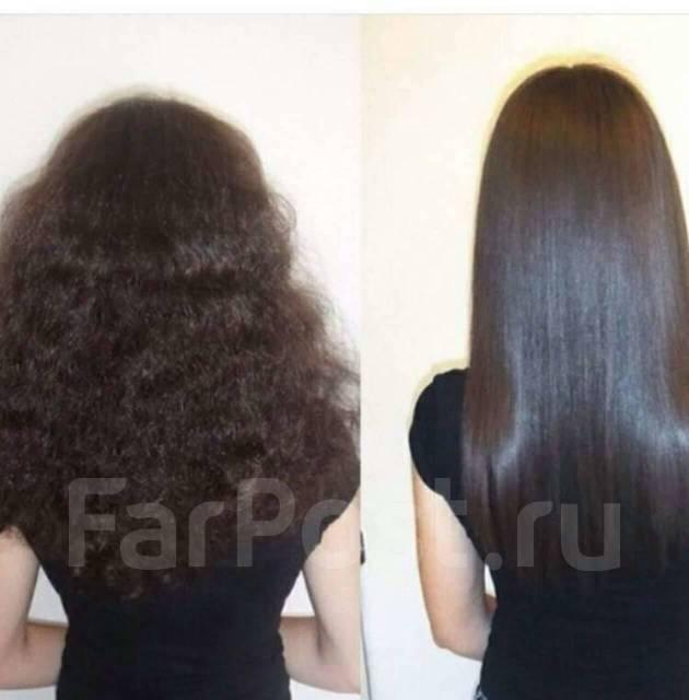 Ростов-на-дону кератиновое выпрямление волос