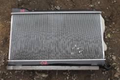 Радиатор охлаждения двигателя. Subaru Forester, SG5 Двигатели: EJ20, EJ201, EJ202, EJ203, EJ204, EJ205, EJ20A, EJ20E, EJ20G, EJ20J