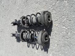 Амортизатор. Nissan Cube, YZ11 Двигатель HR15DE