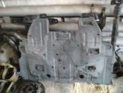 Защита двигателя пластиковая. Subaru Forester, SG5, SG