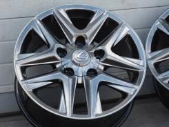 [r20.store] Новые диски R18 Lexus LX Toyota Land Cruise. 8.0x18, 5x150.00, ET45. Под заказ
