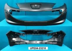 Бампер. Peugeot 207, WB, WA, WC Двигатели: EP6C, EP6, ET3J4, TU3A