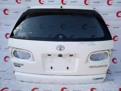 Дверь багажника. Toyota Caldina, CT216, ST210, AT211, ST215 Двигатели: 3SGTE, 3SGE, 3SFE, 7AFE, 3CTE