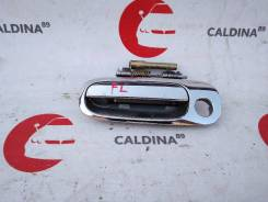 Ручка двери внешняя. Toyota: Gaia, Sprinter, Carina, Corolla, Corona, Nadia, Corolla Spacio Двигатели: 3CTE, 3SFE, 1AZFSE, 4AFE, 5AFE, 3CE, 4EFE, 7AFE...