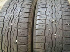 Bridgestone Dueler H/T D687. Летние, 2014 год, износ: 20%, 2 шт