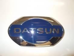 Эмблема решетки. Datsun mi-Do Datsun on-DO. Под заказ