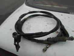 Тросик переключения мкпп. Nissan Vanette Двигатель LD20