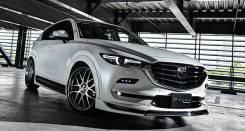 Обвес кузова аэродинамический. Ford Escort, FA Ford Fiesta, CX Ford Ka, CCQ Mazda CX-5, KFEP, KF2P, KF, KF5P. Под заказ