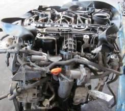 Двигатель CAYB на Skoda без навесного