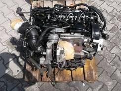 Двигатель cayb на Skoda комплектный