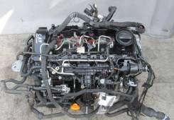Двигатель CAYB на VW без навесного