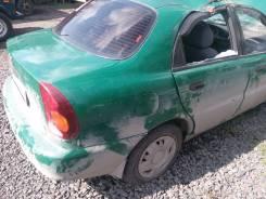 Бампер. Chevrolet Lanos ЗАЗ Шанс