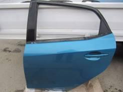 Дверь левая задняя Mazda demio de