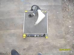 Радиатор охлаждения двигателя. Honda HR-V, GH1 Двигатель D16A