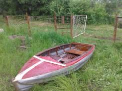 Парусная лодка. Длина 3,50м., Год: 1972 год