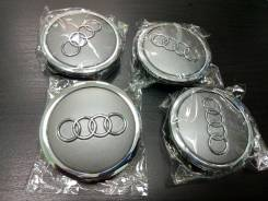 """Колпаки на диски Audi 69мм. Диаметр 16"""""""", 1шт"""
