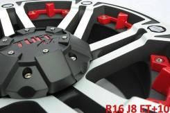 Tuff A.T. T-01. 8.0x16, 5x114.30, 5x127.00, ET10, ЦО 71,6мм. Под заказ