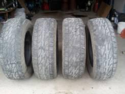 Bridgestone Dueler A/T D694. Грязь AT, износ: 70%, 4 шт