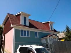 Строительство и ремонт крыш и фасадов
