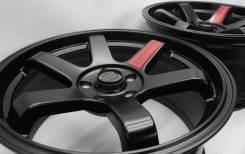 RAYS VOLK RACING TE37. 8.5/9.5x18, 5x114.30, ET35/35, ЦО 73,1мм. Под заказ