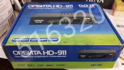 Приставка для цифрового телевидения Орбита HD-911. Доставка бесплатно.