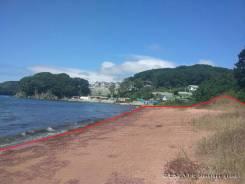 92 сот под базу отдыха со своим пляжем в Ливадии (п. Анна). 9 243 кв.м., аренда, от агентства недвижимости (посредник)