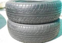 Dunlop Grandtrek ST1. Летние, 2014 год, износ: 20%, 2 шт