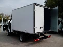 ГАЗ 3302. Изотермический фургон на шасси , 2 890 куб. см., 1 500 кг.