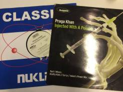 "HEY DJ! Прага Хан / Praga Khan - Injected with a Poison - UK 12"" 2001"