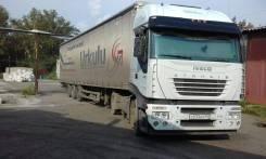 Iveco Stralis. 07 седельный тягач, 12 000 куб. см., 20 000 кг.