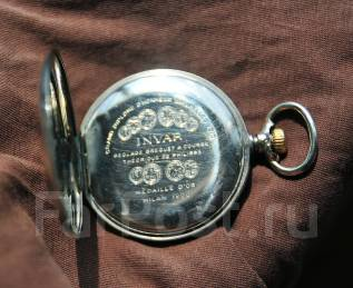 Карманные часы Invar, Швейцария . Прикоснись к истории!. Оригинал