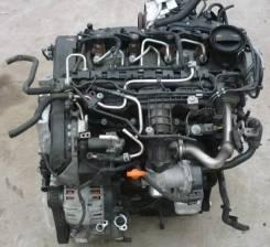 Двигатель CAYC на Audi комплектный
