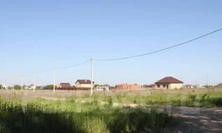 Продаю земельный участок ст-ца Старокорсунская, ул. Полевая. 1 000 кв.м., собственность, электричество, от агентства недвижимости (посредник)
