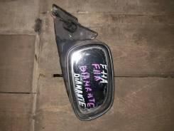 Зеркало заднего вида боковое. Mitsubishi Diamante, F11A