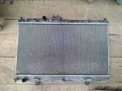 Радиатор охлаждения двигателя. Nissan Almera Classic, B10 Двигатель QG16DE