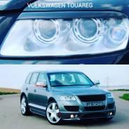 Накладка на фару. Volkswagen Touareg