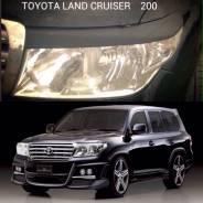 Накладка на фару. Toyota Land Cruiser, GRJ200