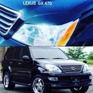 Накладка на фару. Lexus GX470 Lexus GX460 Двигатель 1URFE